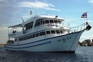 South Siam III Similan Islands Liveaboard