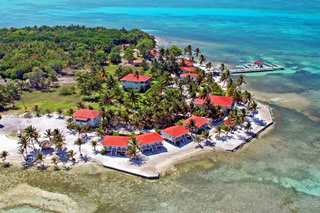Turneffe Flats Resort, Belize
