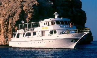 Sharm liveaboard, the VIP One in the Red Sea