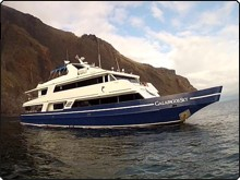 The liveaboard Galapagos Sky - photo courtesy of David Espinosa