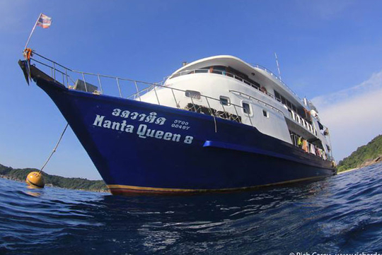 MV Manta Queen 8