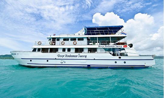 MV Deep Andaman Queen
