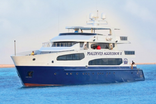 Maldives Aggressor II