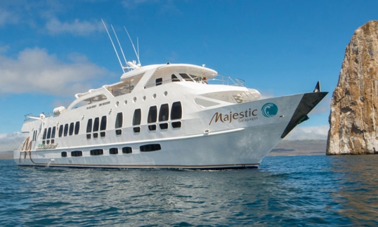 MV Majestic Explorer
