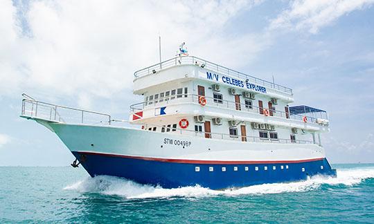 MV Celebes Explorer 9