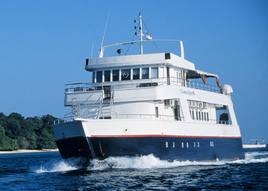 MV Celebes Explorer