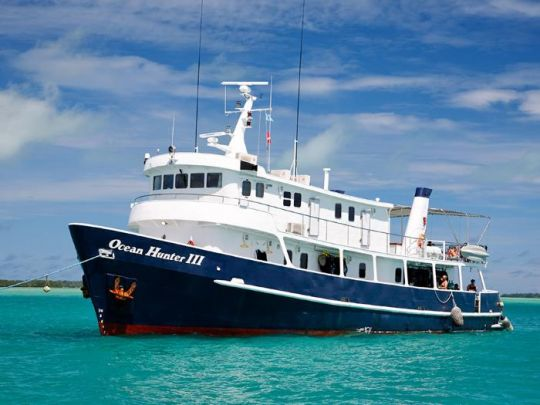 MV Ocean Hunter III