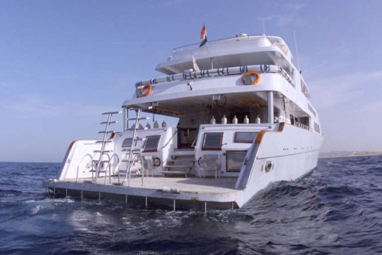 emperor yacht museum