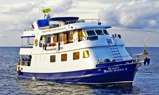 MV Manta Queen 2