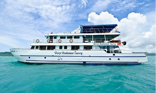 MV Deep Andaman Queen