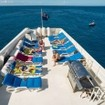 Bask in the Caribbean sun on the Turks & Caicos Explorer II sundeck