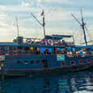 Another view of Wicked Diving's Komodo liveaboard diving hostel