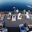 Soak up the Caribbean sun during your cruise
