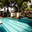 Chill at Hotel Fernandina's pool in the Galapagos