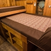 Pindito liveaboard's Standard double/twin bed cabin