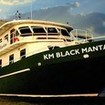 Indonesian liveaboard diving charters in Komodo & Raja Ampat with Black Manta