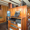 MV Pindito offers a selection of entertainment and computer facilities