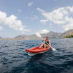 Kayak in the Komodo National Park with Tatawa diving charters
