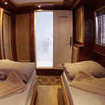 Deluxe twin bed cabin aboard the Red Sea diving liveaboard, Emperor Asmaa