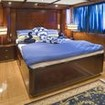 Deluxe double bed cabin on the Sharm liveaboard, MY Snefro Spirit