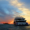Maldives liveaboard Emperor Serenity  - another view