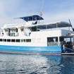 Another view of the M/V Similan Explorer liveaboard