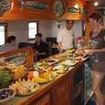 Dining on Ocean Hunter III