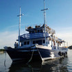 Mastro Aldo for Indonesian liveaboard diving tours in Komodo