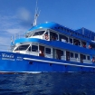 The Smiling Seahorse liveaboard cruising in Myanmar