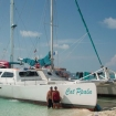 Go ashore during Bahamas diving charters