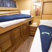 MY Dreams Standard twin bed cabin for your Egypt diving tour