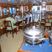 Dining Red Sea style aboard Ghazala I