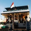 Raja Ampat Aggressor's stern and dive deck