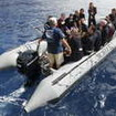 Solmar V dinghy en route to Socorro Island dive sites