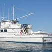 Guadalupe liveaboard, MV Islander - another view