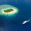 Yasawa Princess cruises in the Maldives