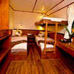 Deluxe triple (3-share) bed cabin M/V White Manta