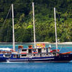 A/S Tui Tai for liveaboard diving safaris in Fiji