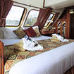 The M/V Mermaid I's Master cabin