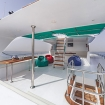 The spacious sundeck