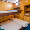 Another Twin/double bed cabin on M/V Emperor Atoll