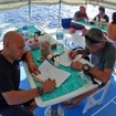 Recording those Similan diving memories on board MV Manta Queen 6
