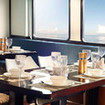 Dining on board the excellent liveaboard Galapagos Master