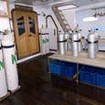 Miss Nouran dive deck - for your Red Sea dive trips