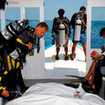 Diving the Maldives from Sheena's dhoni
