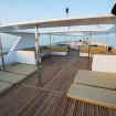 Relax on your Egypt dive cruise on the sun deck