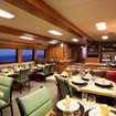 Enjoy air-conditioned comfort during your liveaboard trips