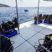 Parawa dive deck for diving Similan Islands, Richelieu Rock and Hin Daeng