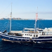 Another view of the awesome Indonesia liveaboard MSY Seahorse