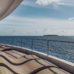 Soaking up the rays during your Maldives liveaboard